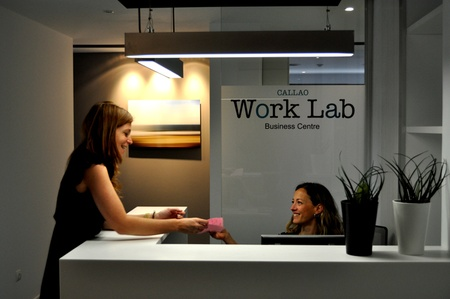 Madrid conference rooms Coworking space WorkLab-Callao Business Centre image 3