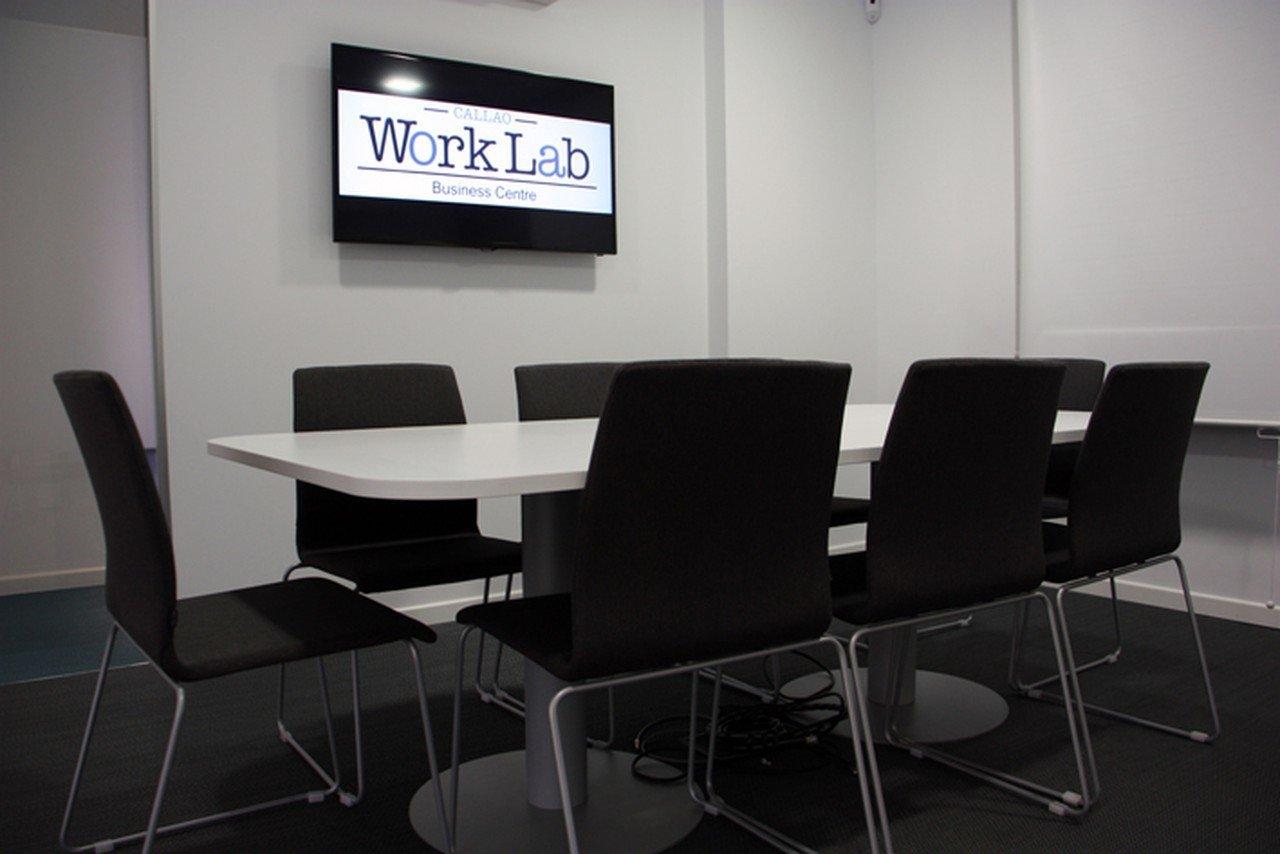 Madrid conference rooms Espace de Coworking WorkLab-Callao Business Centre image 0