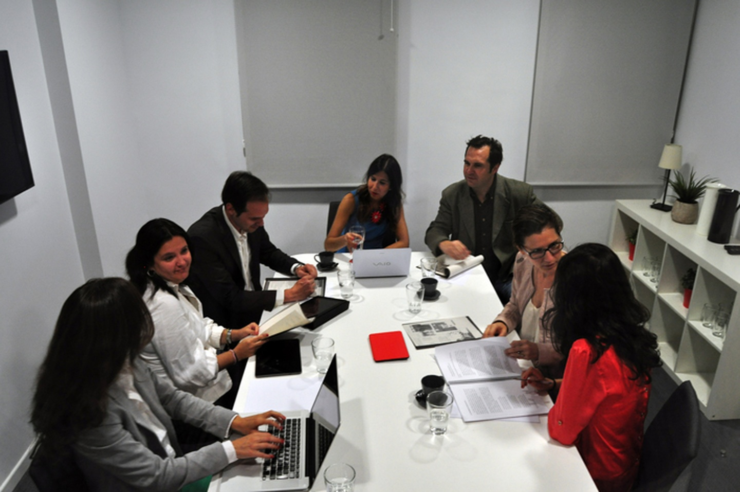 Madrid conference rooms Coworking space WorkLab-Callao Business Centre image 2