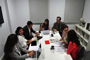 Madrid conference rooms Espace de Coworking WorkLab-Callao Business Centre image 2