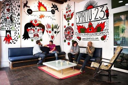 Madrid workshop spaces Coworking Space Espíritu23  image 0
