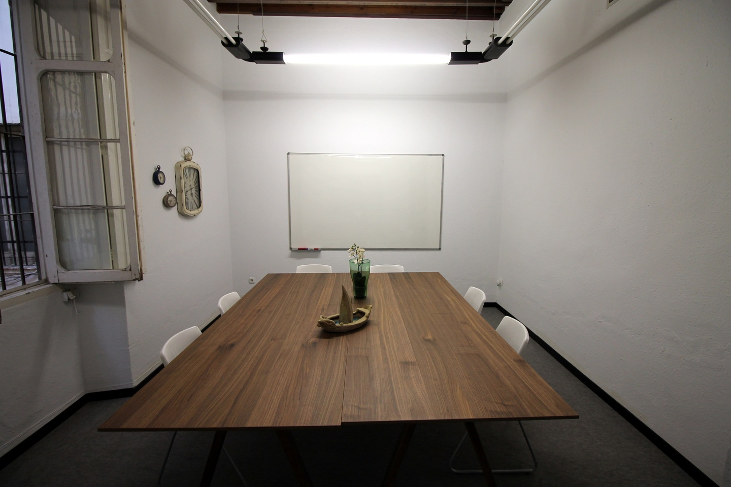 Malaga Train station meeting rooms Meeting room The Translation Factory - Meeting Room image 2