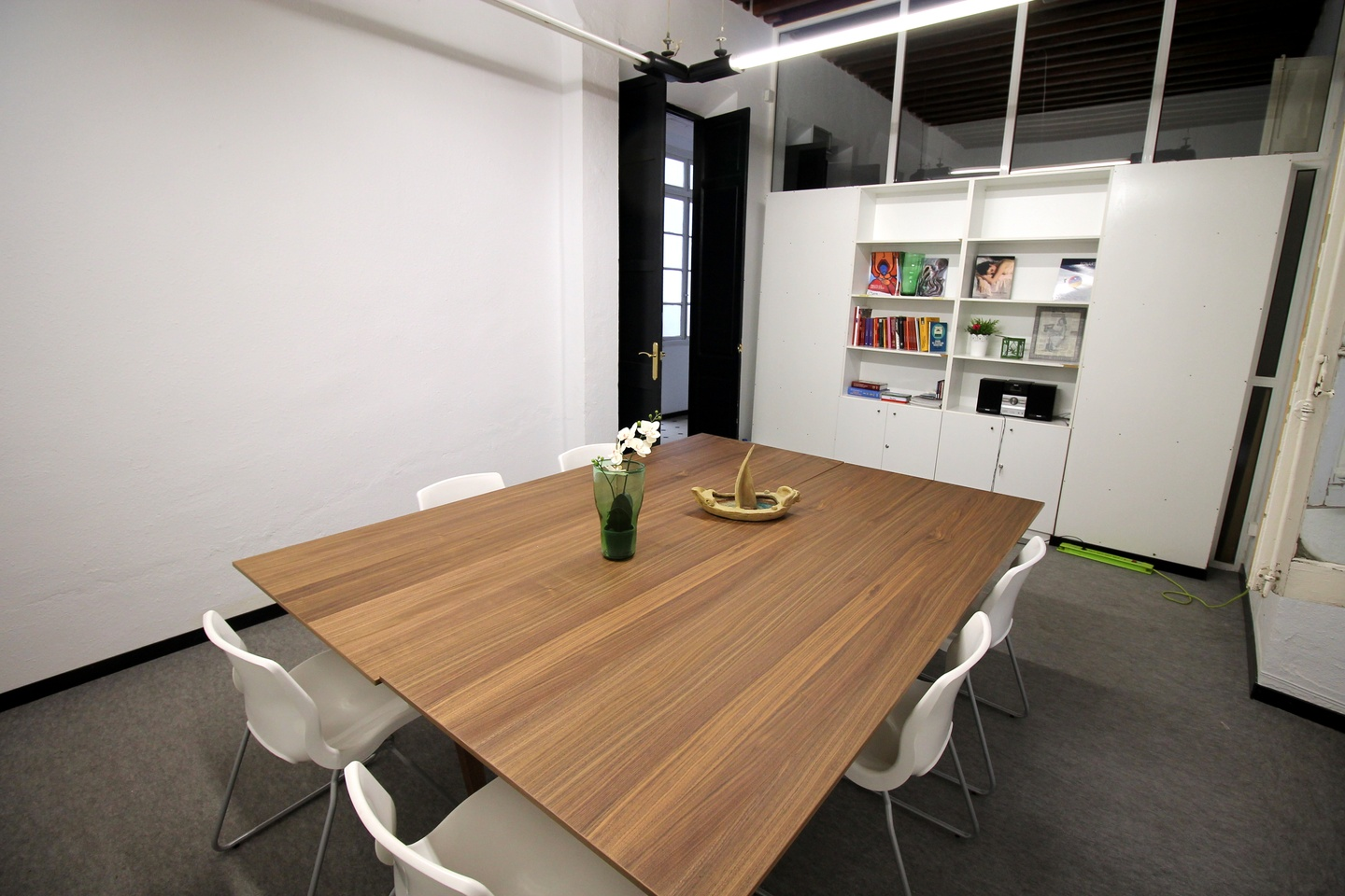 Malaga Train station meeting rooms Meeting room The Translation Factory - Meeting Room image 3