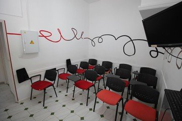 Malaga conference rooms Meeting room DobleMitad - Espiral image 1