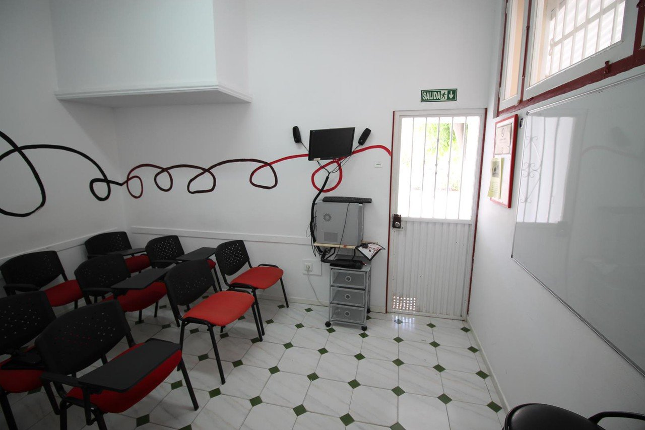 Malaga conference rooms Meeting room DobleMitad - Espiral image 0