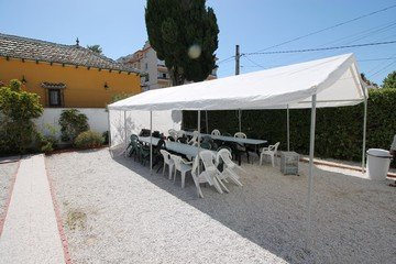 Malaga corporate event venues Courtyard DobleMitad - Patio image 2
