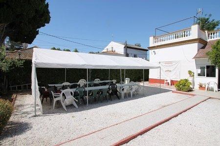 Malaga corporate event venues Hof DobleMitad - Patio image 0