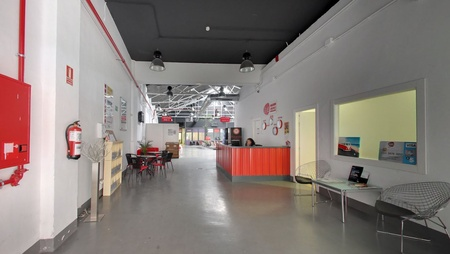 Madrid corporate event venues Coworking Space garAJE - Central Space image 10