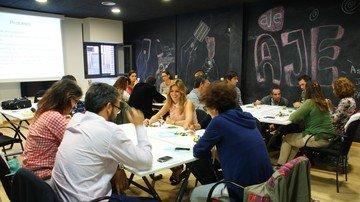 Madrid workshop spaces Meetingraum garAJE - Meeting Room image 1