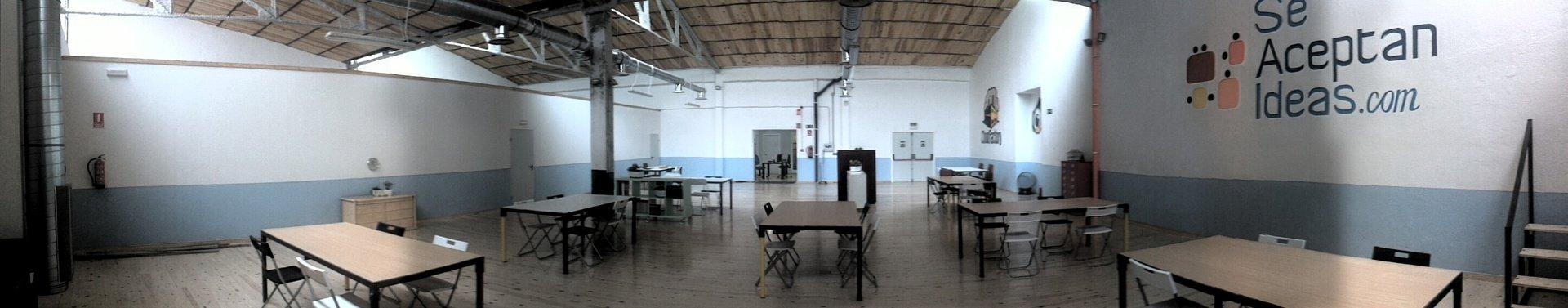 Madrid training rooms Espace de Coworking Seaceptanideas image 0