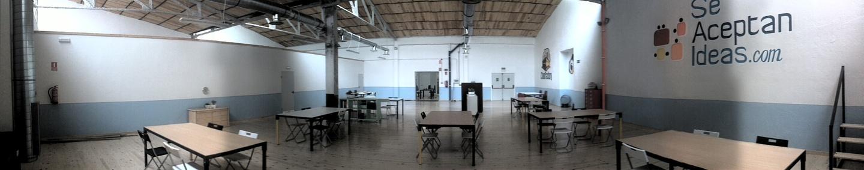 Madrid training rooms Espace de Coworking Seaceptanideas image 2
