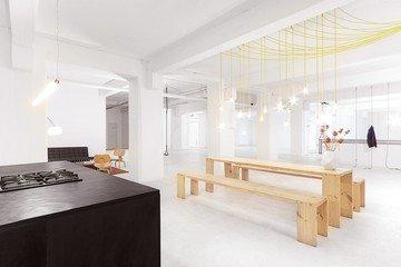 Hamburg Train station meeting rooms Foto Studio Weyer + Grill Studios image 1