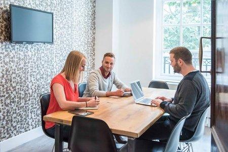Londres conference rooms Salle de réunion Headspace - King's Landing image 0