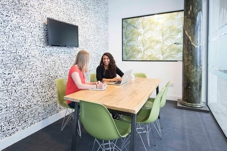 Londres conference rooms Salle de réunion Headspace - Grayskull image 0