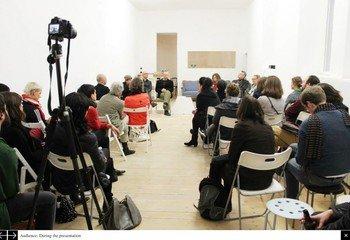 Berlin workshop spaces Galerie d'art Berlin Art Biz image 4