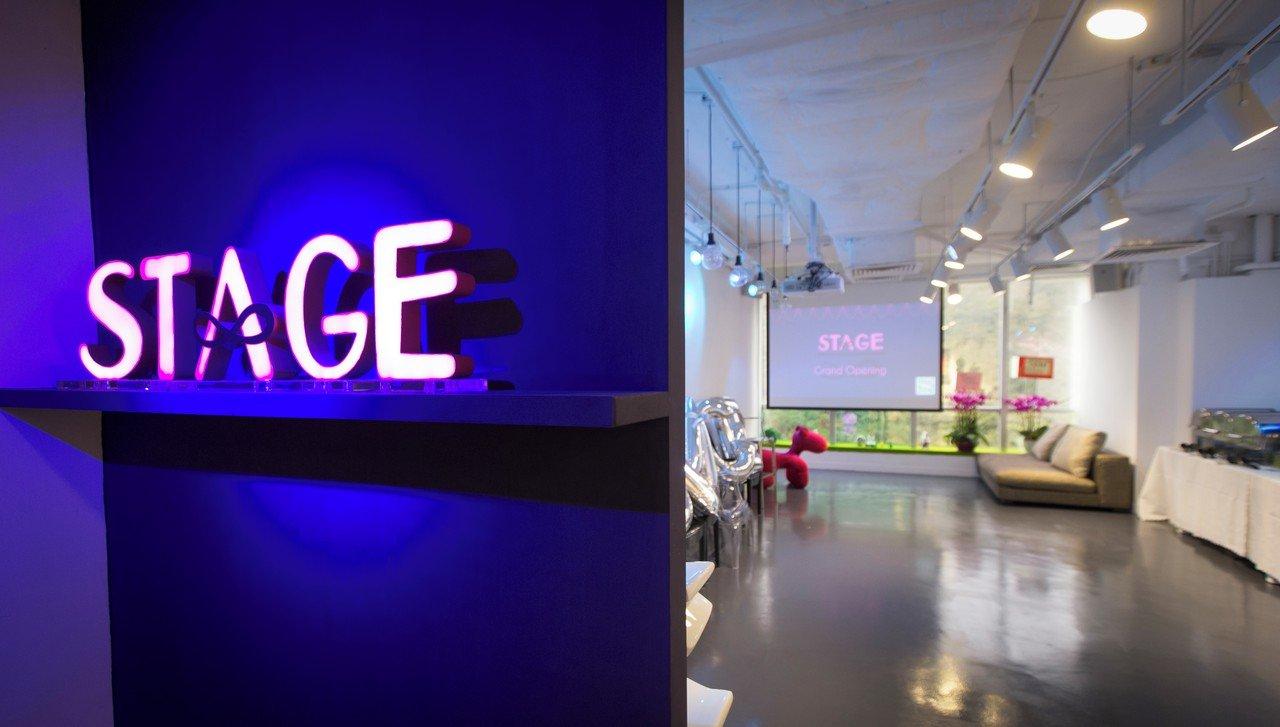 Hong Kong workshop spaces Salle de réception STAGE image 1