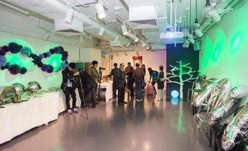 Hong Kong workshop spaces Salle de réception STAGE image 3