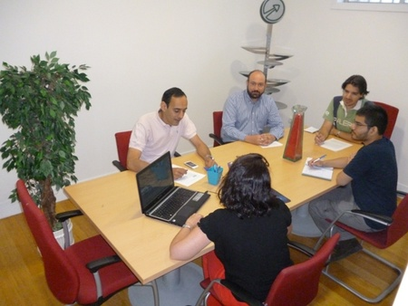 Madrid training rooms Espace de Coworking CowUp Majadahonda Coworking image 7
