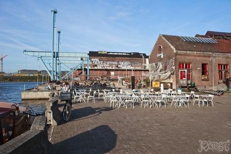 Amsterdam workshop spaces Industriegebäude Amsterdam Roest image 7