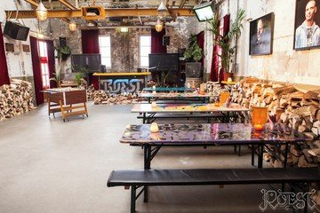 Amsterdam workshop spaces Lieu industriel Amsterdam Roest image 2