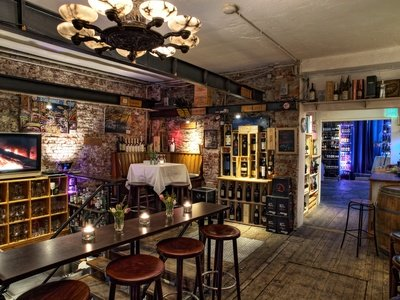 Hamburg corporate event venues Restaurant Waterfront - Bistro image 0