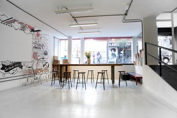 Madrid workshop spaces Espace de Coworking La Industrial image 1