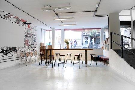 Madrid workshop spaces Coworking Space La Industrial image 1