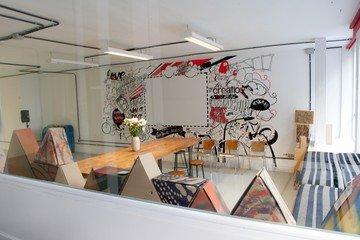 Madrid workshop spaces Coworking space La Industrial image 2