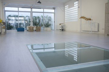 Madrid workshop spaces Meetingraum Estudio Grey Box image 3