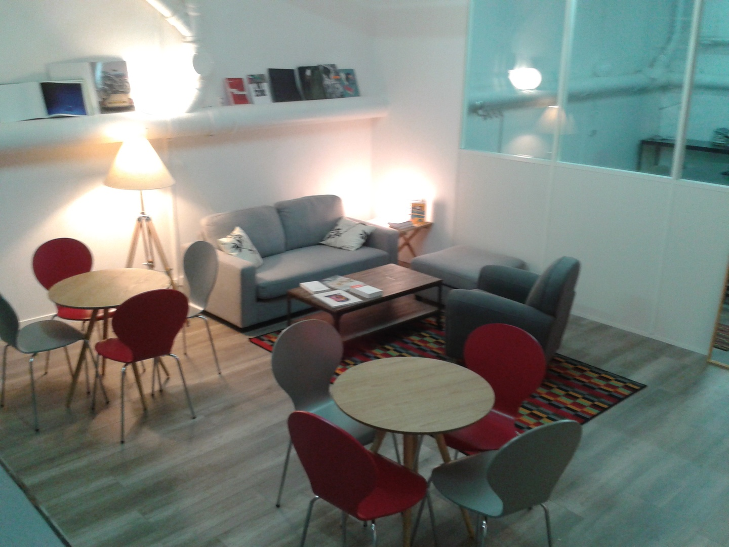Paris corporate event venues Coworking space Fontaine o Livres image 4