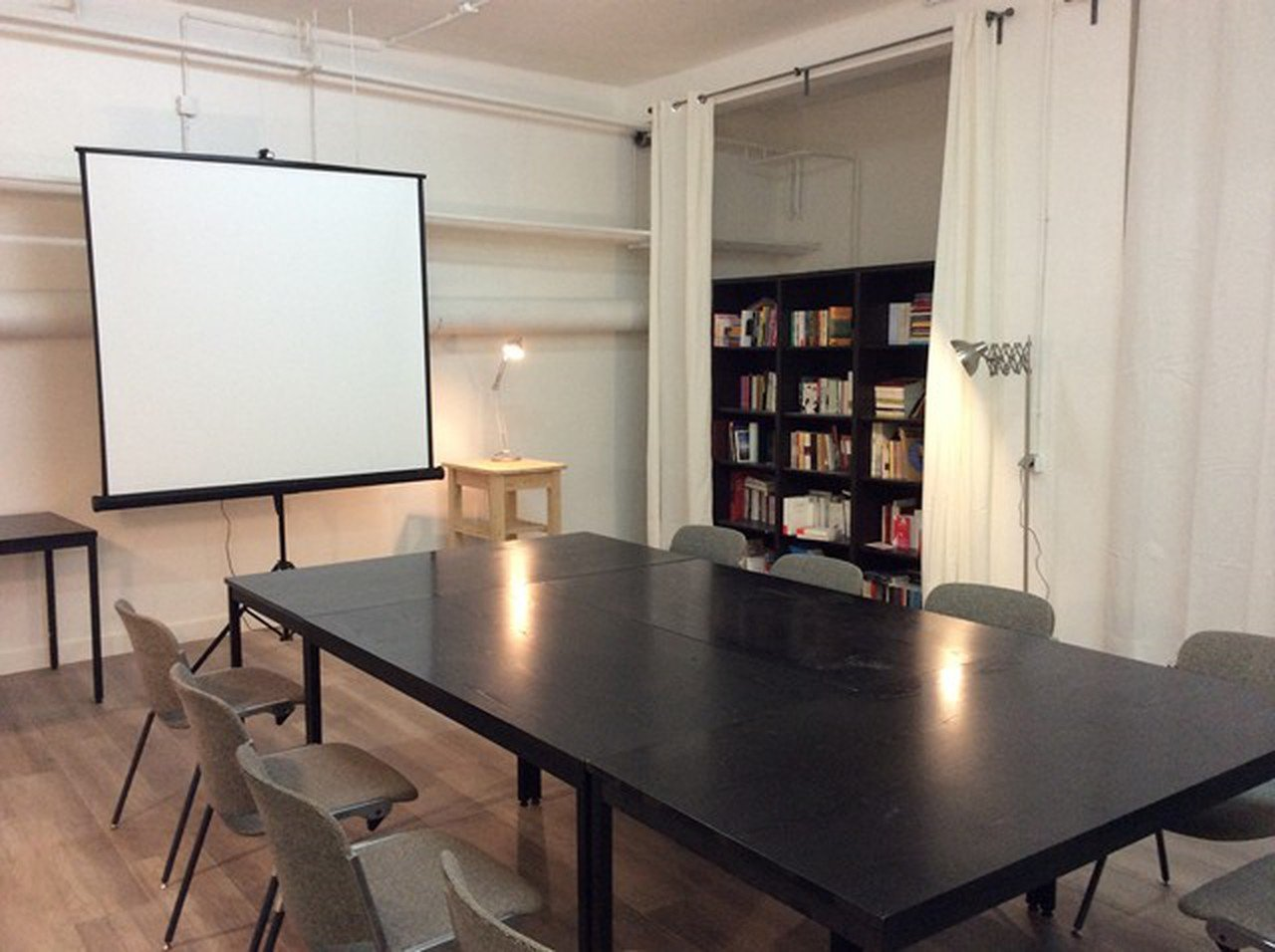 Paris corporate event venues Coworking space Fontaine o Livres image 0