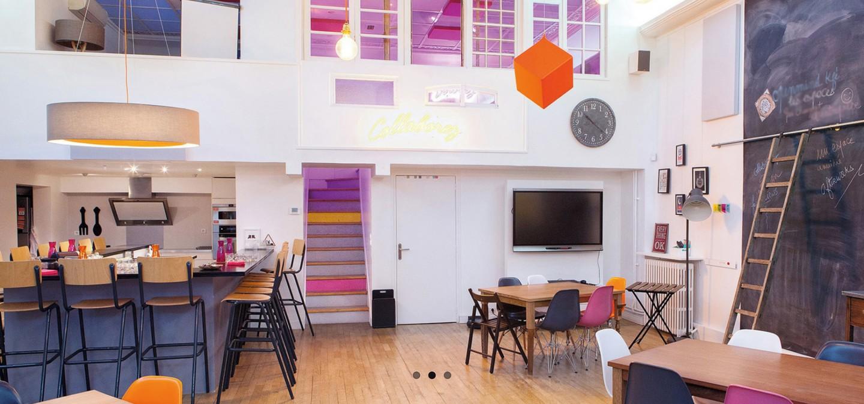 Paris workshop spaces Privat Location OPENMIND KFE Paris-Boétie image 8