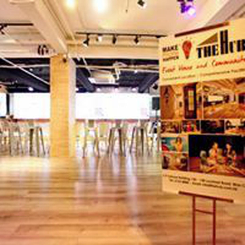 Hong Kong workshop spaces Espace de Coworking The Hub -Event Venue & Community image 6