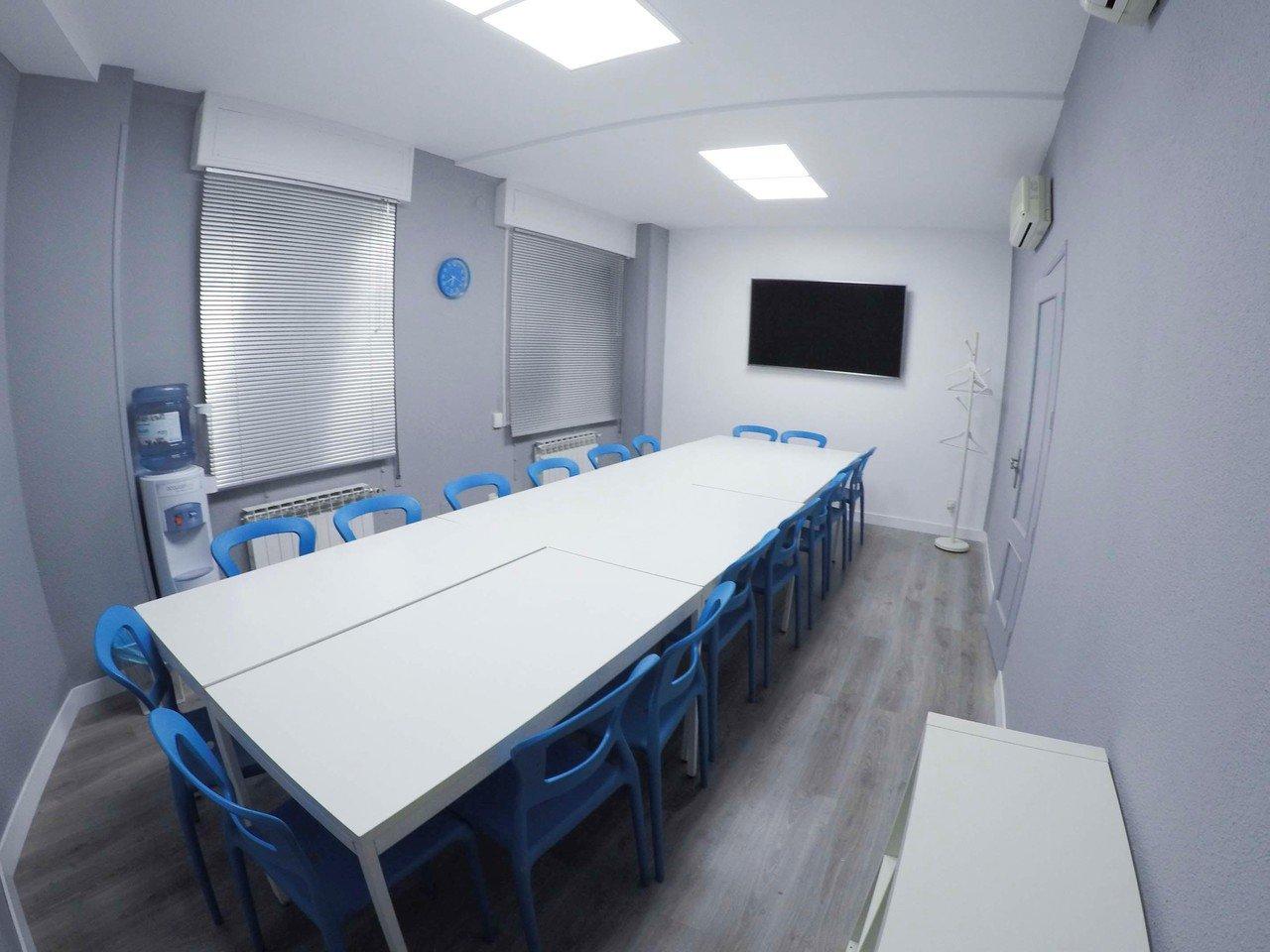 Madrid training rooms Meetingraum N&N Networking Center - Sala Azul image 0