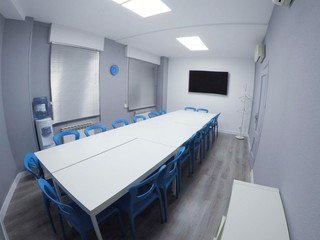 Madrid training rooms Meetingraum N&N Networking Center - Sala Azul image 0