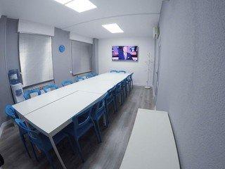 Madrid training rooms Meetingraum N&N Networking Center - Sala Azul image 1