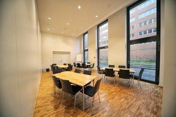 Hamburg training rooms Meetingraum ElbFaire / Ökumenisches Forum HafenCity image 3