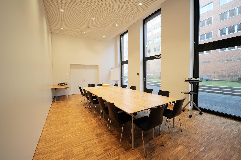 Hamburg training rooms Meeting room Ökumenisches Forum HafenCity image 2