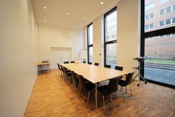 Hamburg training rooms Meetingraum ElbFaire / Ökumenisches Forum HafenCity image 2