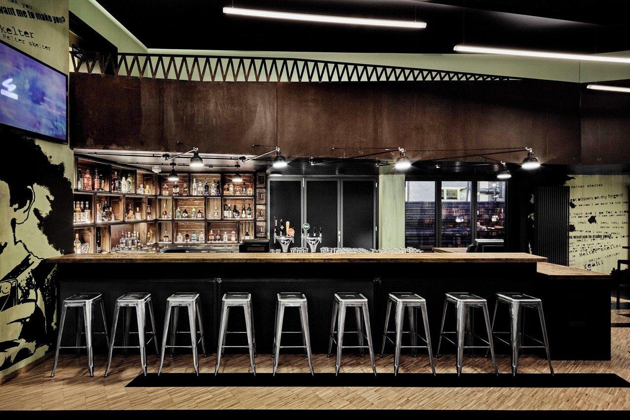 Hamburg Eventräume Bar Generator Hostel - Bar image 4
