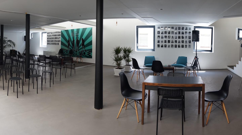 Madrid workshop spaces Club The Heroes Club image 1