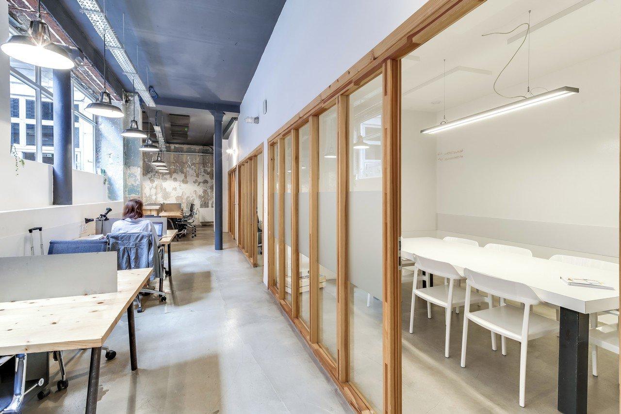 Paris Espaces de travail Meetingraum Coworkshop - Meeting Room 8 pers. image 0