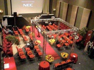 Amsterdam training rooms Besonders Club Cinema Exclusive image 1