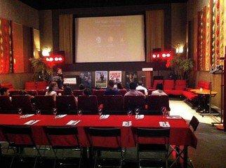 Amsterdam training rooms Besonders Club Cinema Exclusive image 3