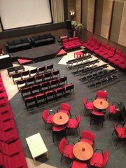 Amsterdam training rooms Besonders Club Cinema Exclusive image 2