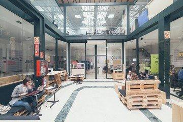 Madrid Train station meeting rooms Coworking space Utopic Colegiata image 1