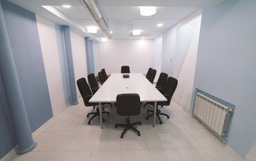 Madrid training rooms Meetingraum Utopic Duque de Rivas - Sala Colab image 0