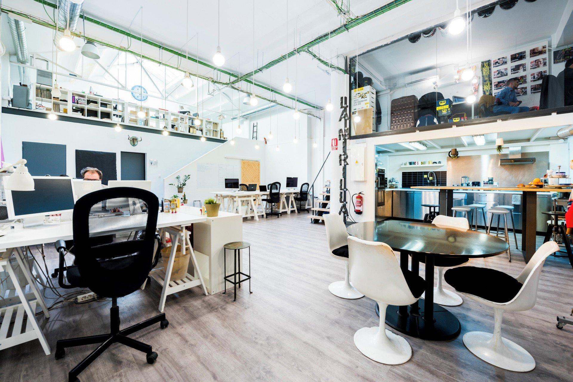 Madrid workshop spaces Lieu industriel Lekanto image 0
