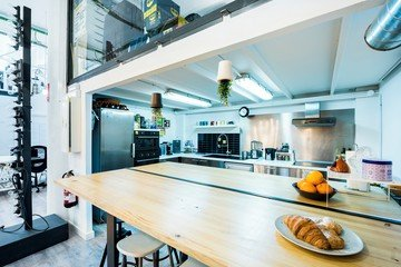 Madrid workshop spaces Industriegebäude Lekanto image 1