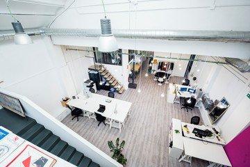 Madrid workshop spaces Industriegebäude Lekanto image 3
